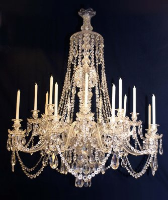 Imperial Russian chandelier-Lighting - Maurice Chandelier